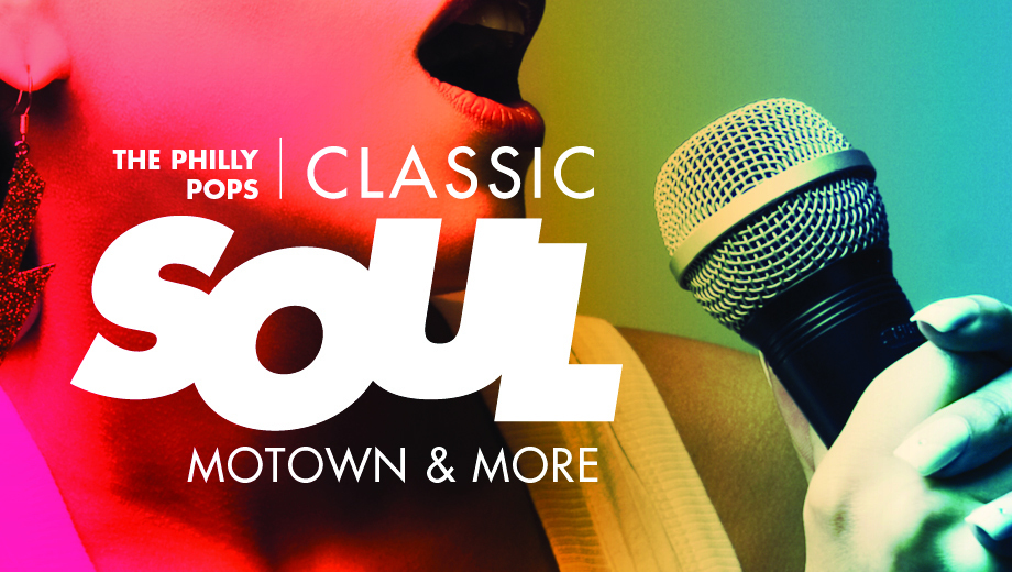 Philly POPS Plays Motown Hits With Broadway Singers Capathia Jenkins & Darius de Haas $27.45 - $53.40 ($45 value)