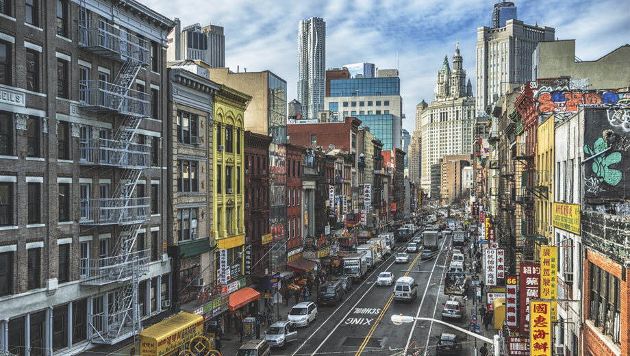 Soho, Little Italy & Chinatown Walking Tour $17.50 ($35 value)