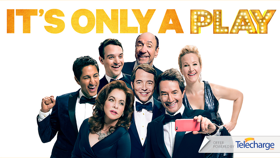 Matthew Broderick & Martin Short Lead All-Star Cast in