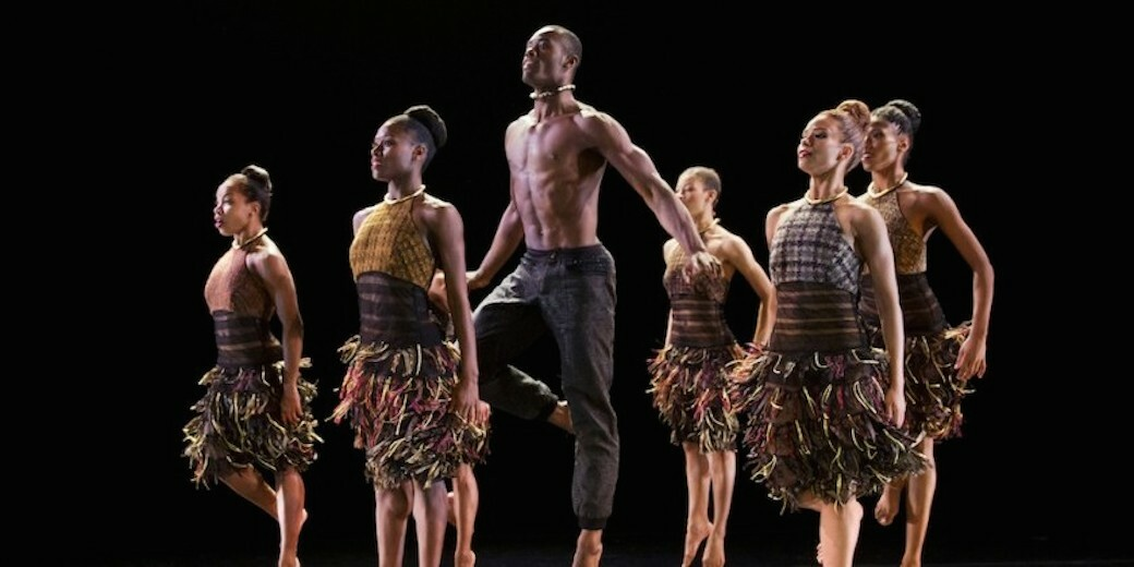 Alvin Ailey American Dance Theatre on North American Tour $42.00 ($70.35 value)