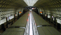 Dupont Circle Metro Station Tickets