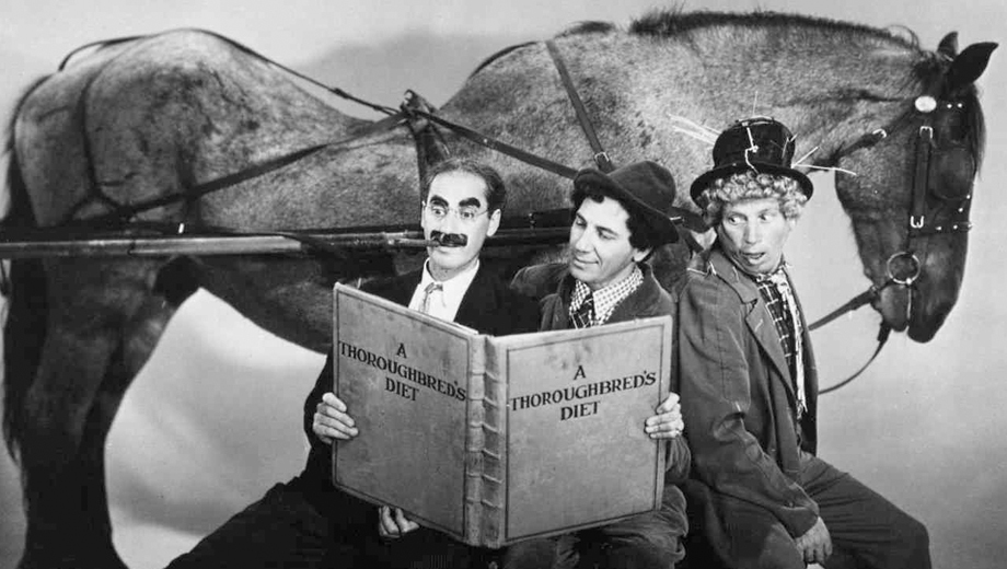 Marx Brothers Movies and Free Popcorn at Weekend Matinee Screenings $6.00 ($12 value)