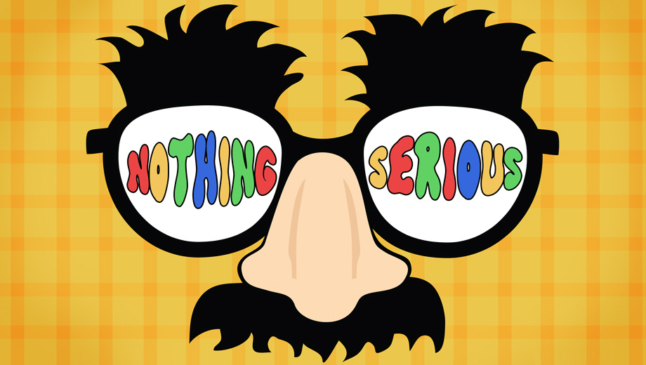 """Nothing Serious"": Collection of 10-Minute Comedies"