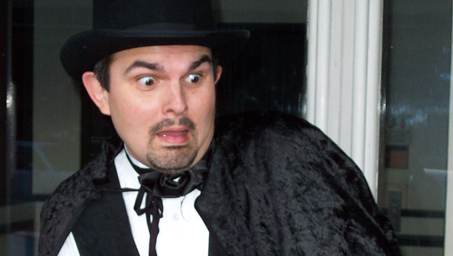 Old Sacramento Ghost Tour: Laughs & Frights on a