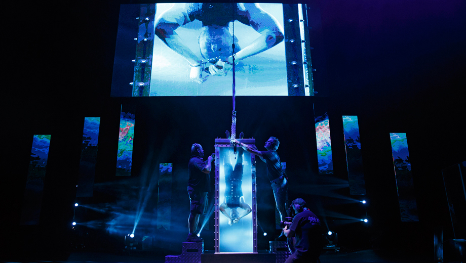 Mind-Blowing Magic From The Illusionists $35.00 - $45.00 ($46 value)
