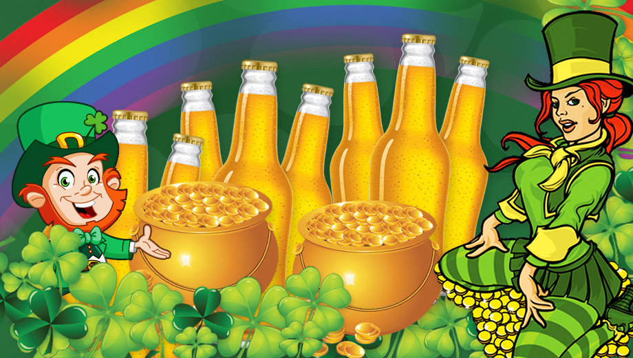 Luck of the Irish St. Patrick's Day Pub Crawl: Four Days of Drink Specials and Fun $5.00 ($10 value)