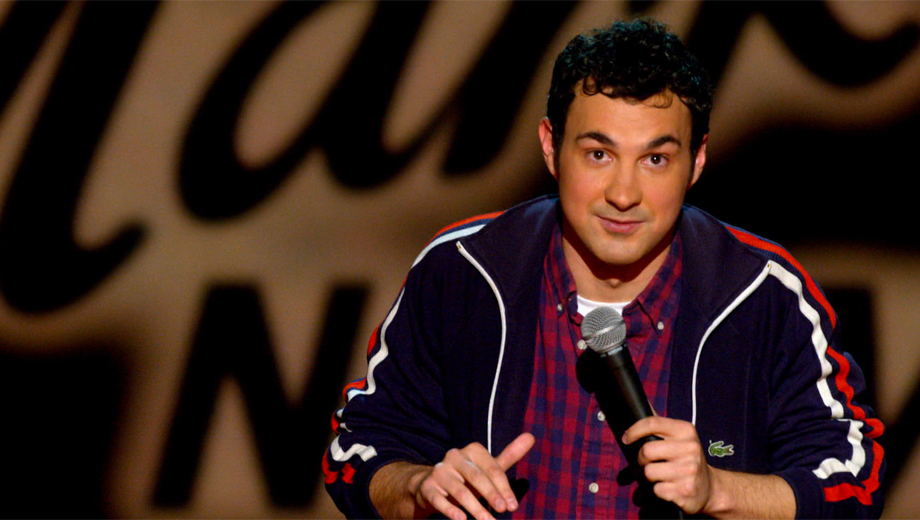 Stand-Up Comic Mark Normand --