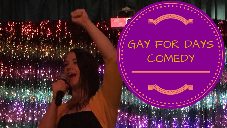 Queer Stand-Up Comedy and Free Nachos: