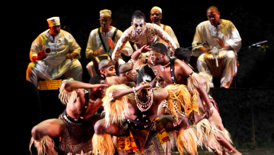 Jungle Rhythms Fuel Spirited Dance in Ballethnic's