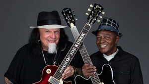 Smokin' Joe Kubek Band With Bnois King