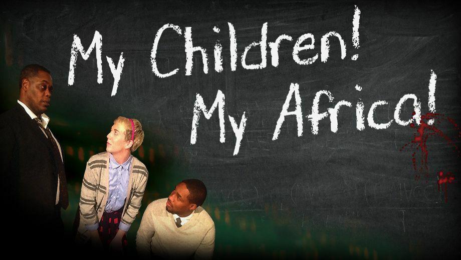 Apartheid-Era South African Thriller: