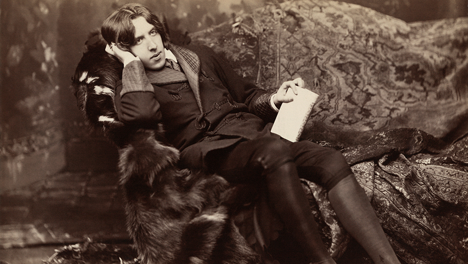 An Evening With Oscar Wilde: