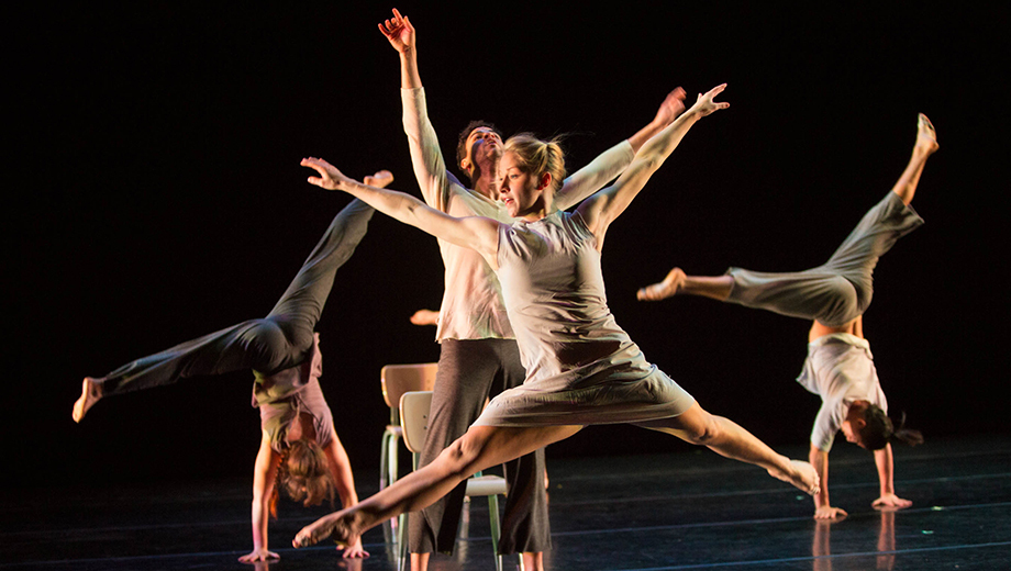 Pushing Dance Boundaries With Black Label Movement & The Bakken Trio $15.00 ($30 value)
