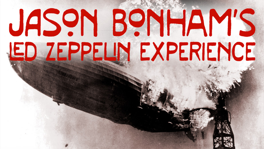 Jason Bonham's Led Zeppelin Experience: Tribute Band Plays House of Blues $14.00 ($28 value)