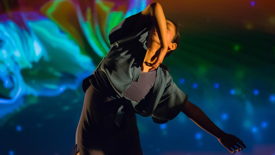 Contemporary Dance, Electronic Music & Interactive Art: