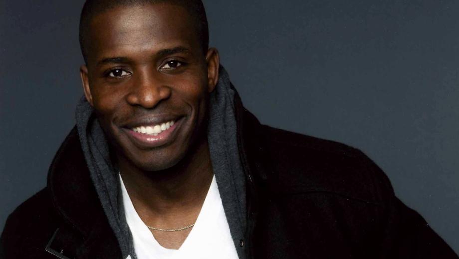 Actor-Comedian Godfrey (