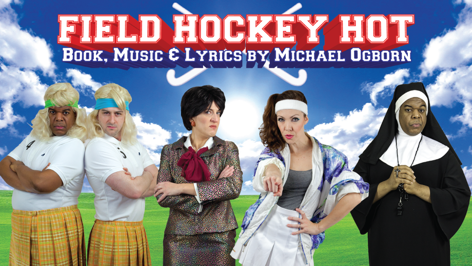 '80s Pop & Pucks Collide in Musical Satire