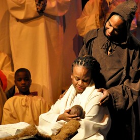 "Langston Hughes' ""Black Nativity"