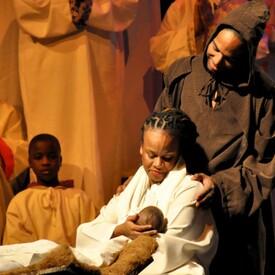 "Langston Hughes' ""Black Nativity"