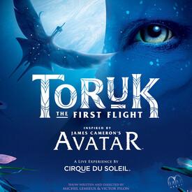 """Cirque du Soleil"""": TORUK -- The First Flight"""