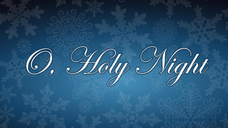 O, Holy Night Cabaret Carolers Perform Holiday Concert $4.00 - $7.50 ($8 value)