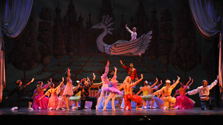 New Jersey Ballet's