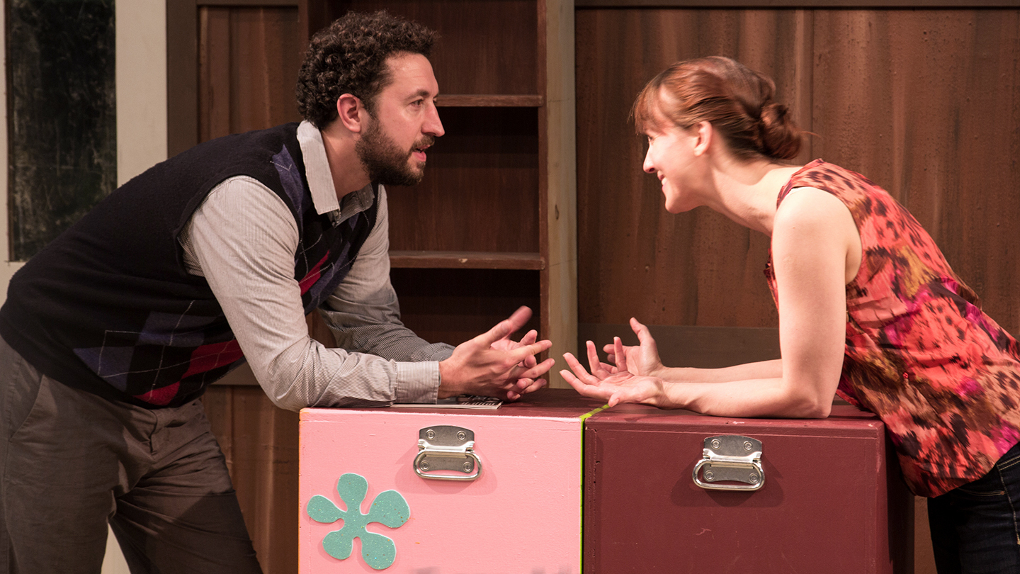 Student and Teacher Tangle in Romantic Drama
