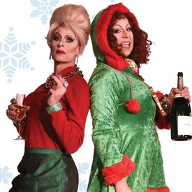 "Absolutely Fabulous"" Live: The Holiday Episodes"