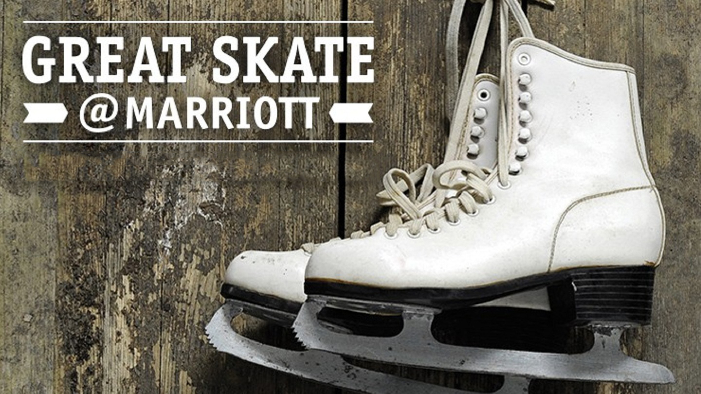Holiday Great Skate at Marriott: Family Fun Under the Sun & Stars COMP - $5.00 ($5 value)