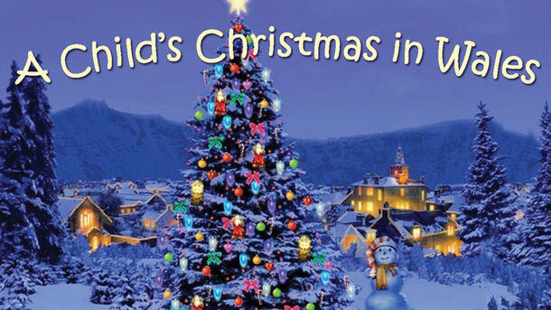 a childs christmas in wales - Christmas In Wales