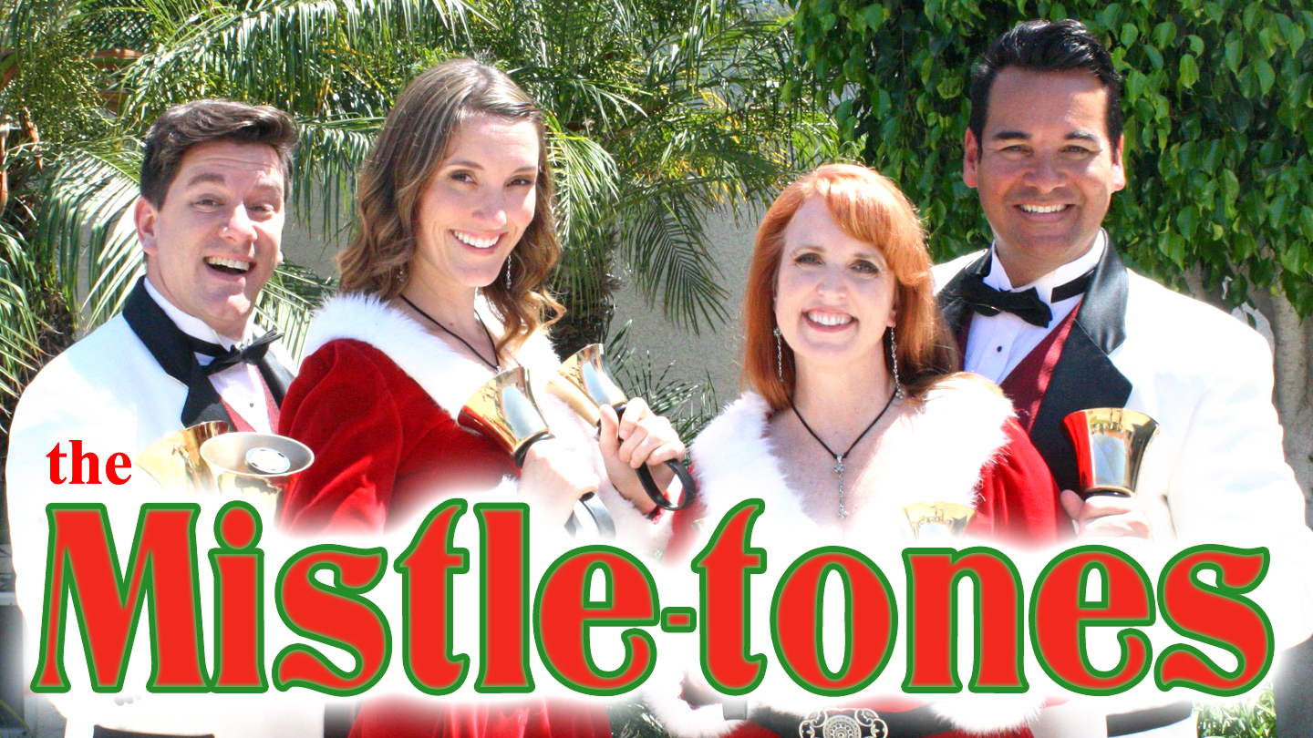 The MistleTones: Song, Bells & Comedy for Christmas $10.00 ($20 value)