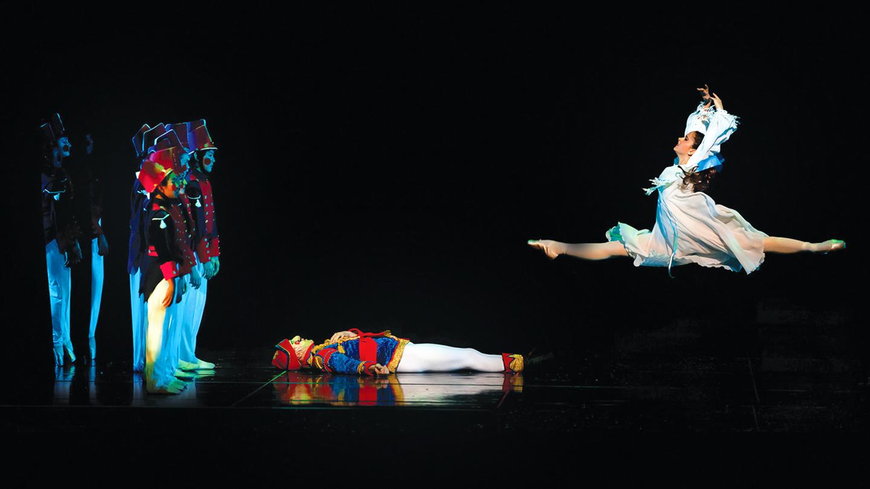 South Bay Ballet's