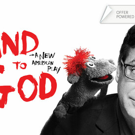 "Bob Saget in Broadway's ""Hand to God"