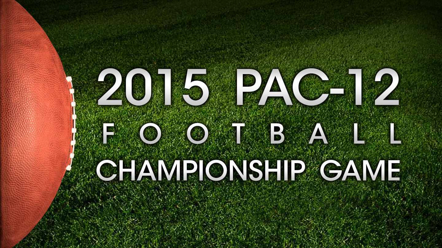 Pac-12s Best Football Squads Battle in Championship Game $39.00 - $89.00 ($48.5 value)