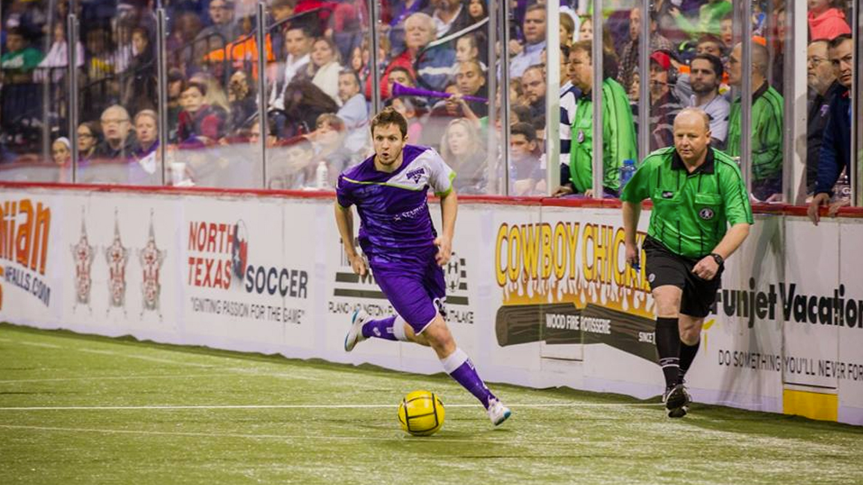 Indoor Professional Soccer Action: Dallas Sidekicks $12.00 - $14.00 ($24 value)