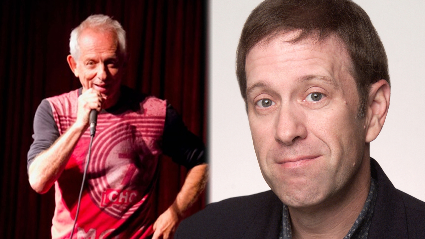 Comedians Jerry Farber and Jim Gossett Bring the House Down COMP - $12.00 ($20 value)