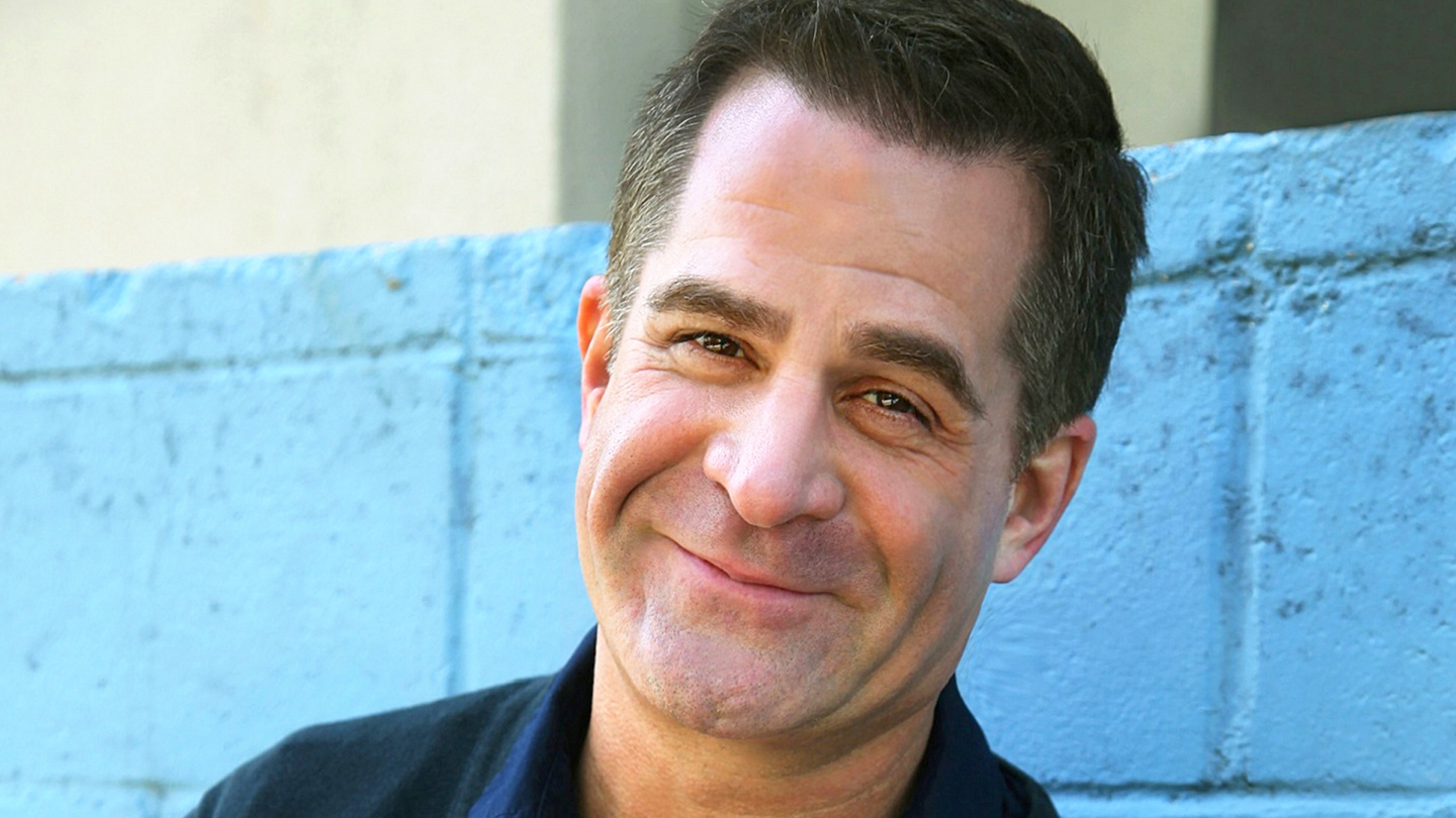 Comedian Todd Glass (
