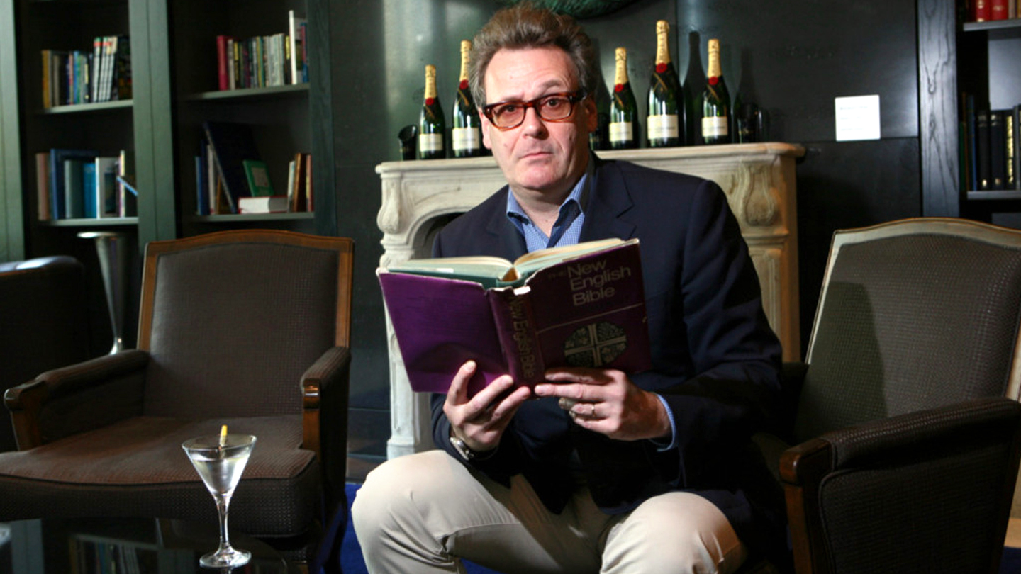Comedian Greg Proops (