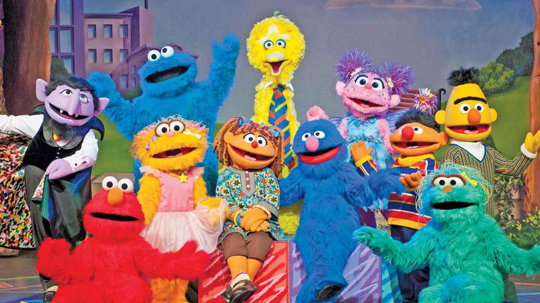 Musical Fun in Sesame Street Live