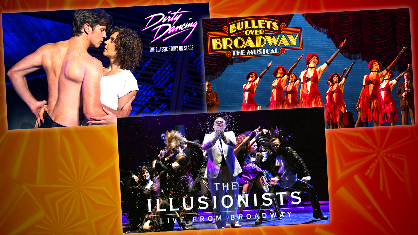 3 Shows for $99 -- Orchestra Seating for