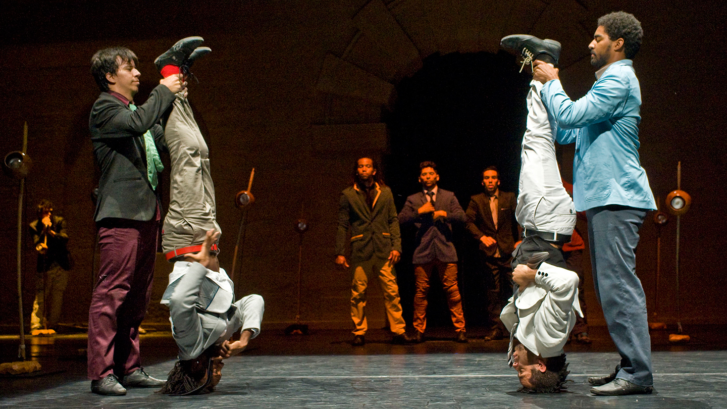 Jaw-Dropping Dance Troupe Compagnie Käfig $20.00 - $47.00 ($34 value)