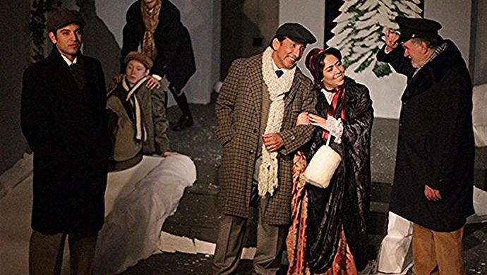 The Long Beach Shakespeare Company Adapts
