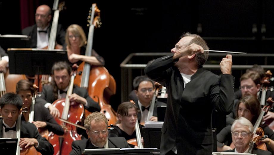 La Jolla Symphony & Chorus: Adams, Barber & Copland $14.50 ($29 value)