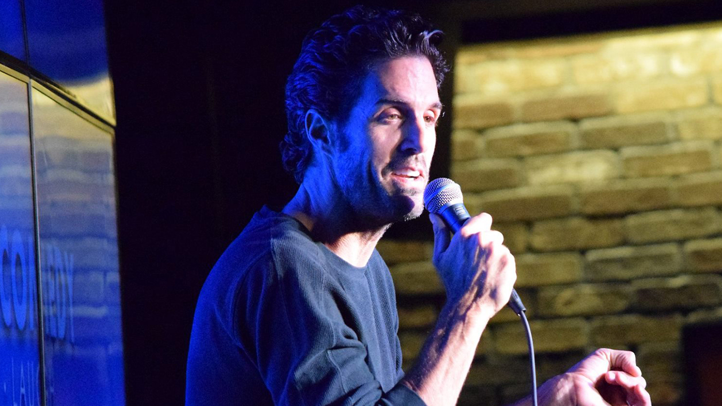 Stand-Up Comedian Pete Correale (