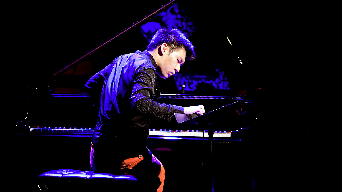 Classical Pianist Conrad Tao Performs With the Pacific Symphony $15.00 - $60.00 ($40 value)