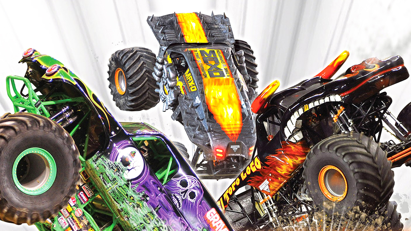 Monster Jam Thunders Into Town for Car-Crushing Action $13.00 - $24.55 ($23.5 value)