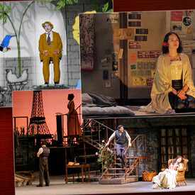 "LA Opera 3-Show Package: ""The Magic Flute"", ""Madame Butterfly"" & ""La Boheme"