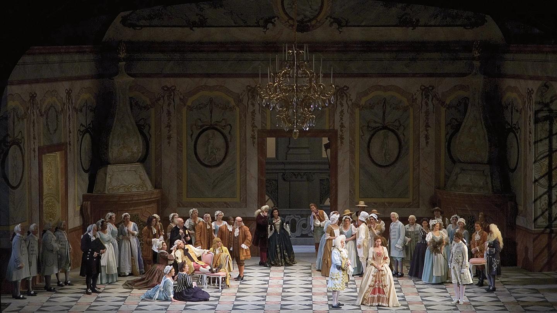 Richard Strauss' Deliciously Extravagant Opera: