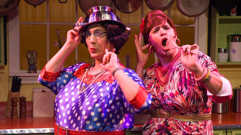 The Calamari Sisters: