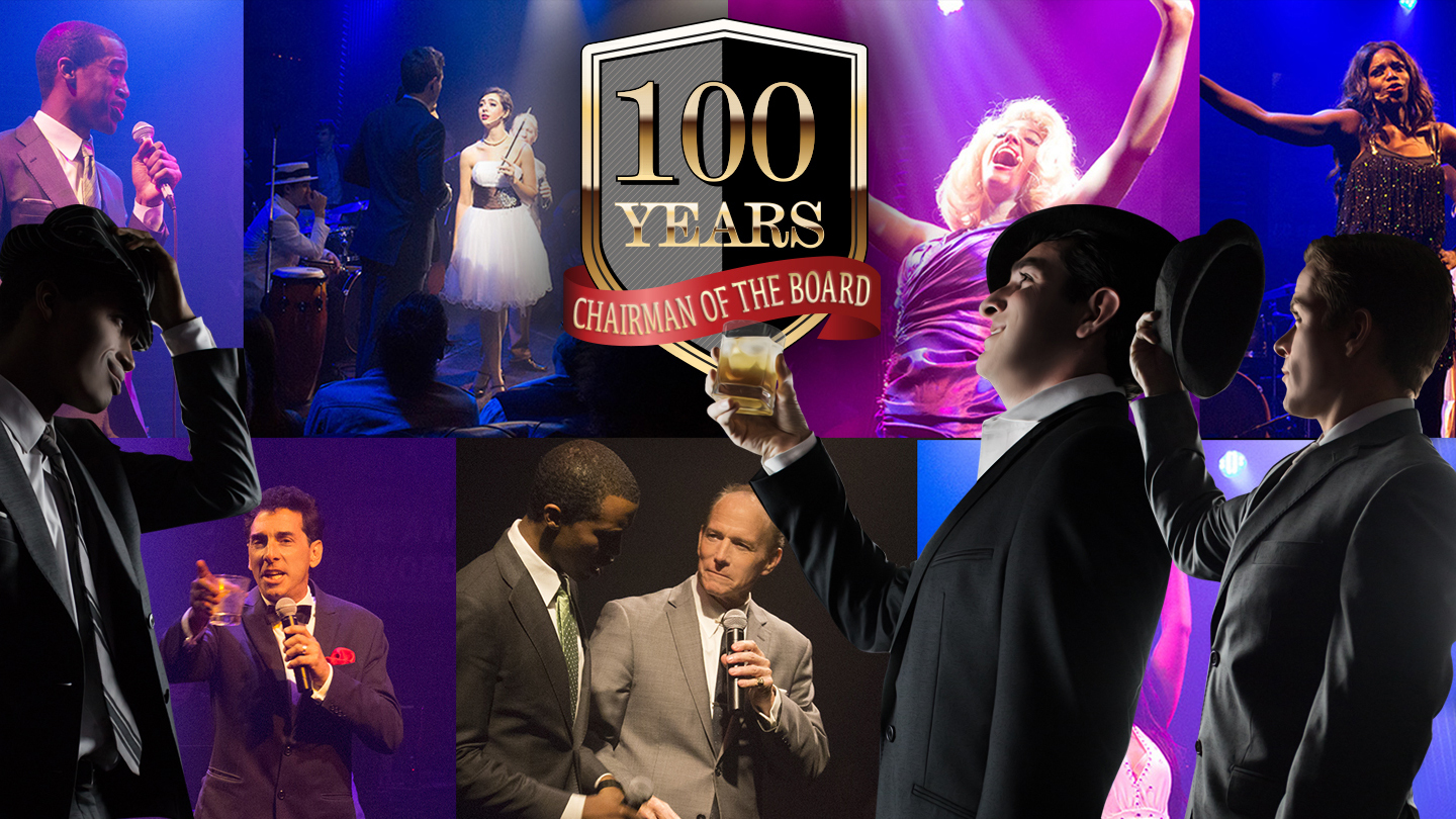 Frank Sinatra Hits the Century Mark With Broadway-Style Bash $10.00 ($20 value)